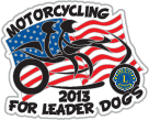 Motorcycling for Leader Dogs